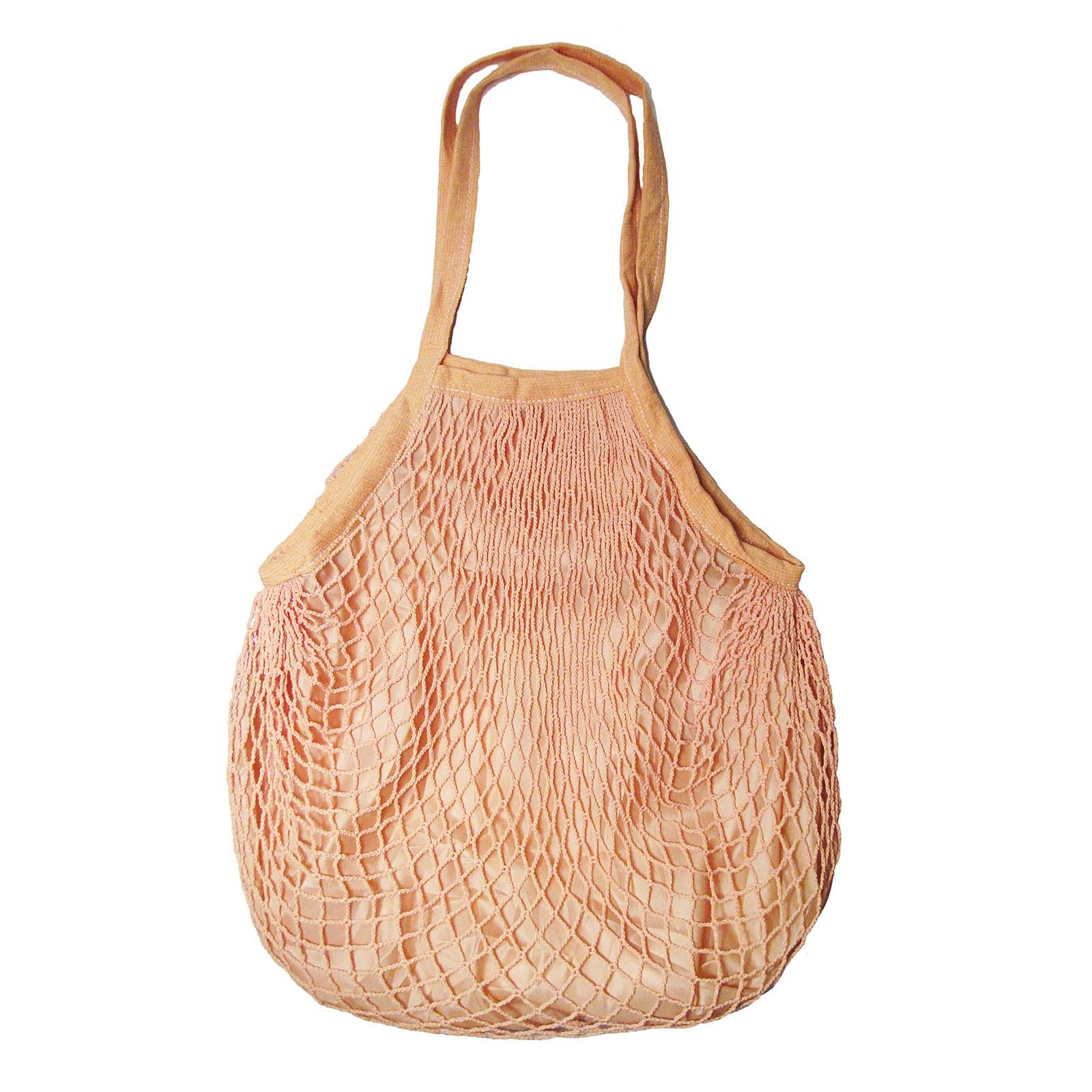 FISHERMEN MESH NET CARRYALL BAG
