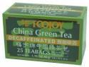 711TEA46 Foojoy Decaffeinated China Green Tea Teabag (100 teabags)