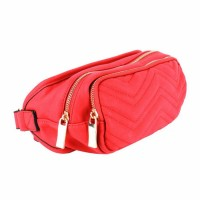Stylish Quilted Belt Bag