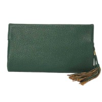 Tassel Envelope Clutch Purse Bag