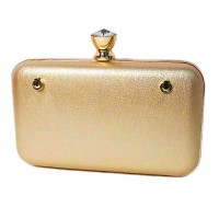 Gorgeous Crystal Bead Evening Clutch Case Bag