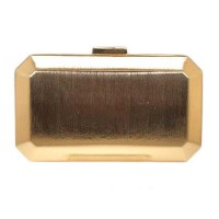 Glamorous Modernistic Geometric Case Clutch Bag