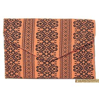 FOLKLORIC BOHEMIAN ENVELOPE CLUTCH PURSE BAG