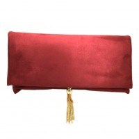 Gorgeous Tassel Envelope Purse Clutch Bag