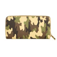 Stylish Camouflage Wallet
