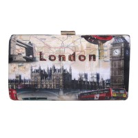 Tigerstars City Of London Magazine Cover Fashion Clutch Bag