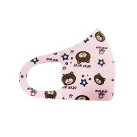 TEDDY BEAR KIDS ANIMAL FASHION MASK
