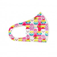 Little Llama Multi Color Kids Fashion Mask