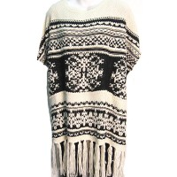 Black Ivory Folklore Sweater Tunic