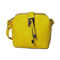 ICONIC YELLOW TASSEL CROSSBODY HANDBAG