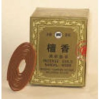Incense Coils Sandalwood