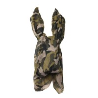 Camouflage Pattern Oblong Scarf