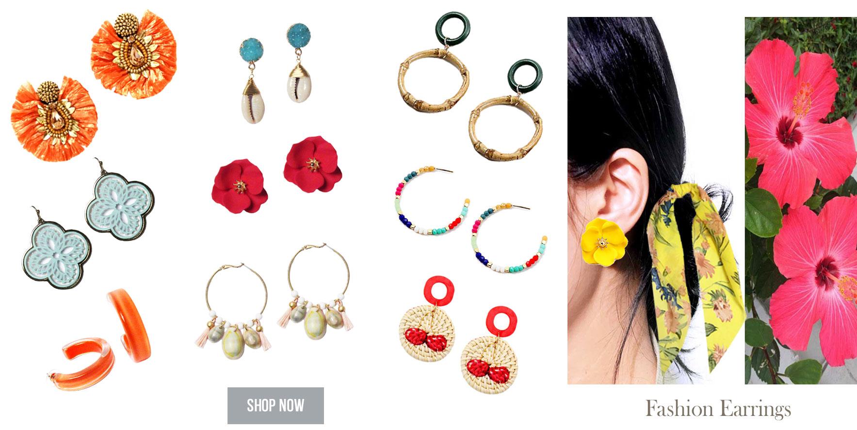 2019 Spring Fashion Earring