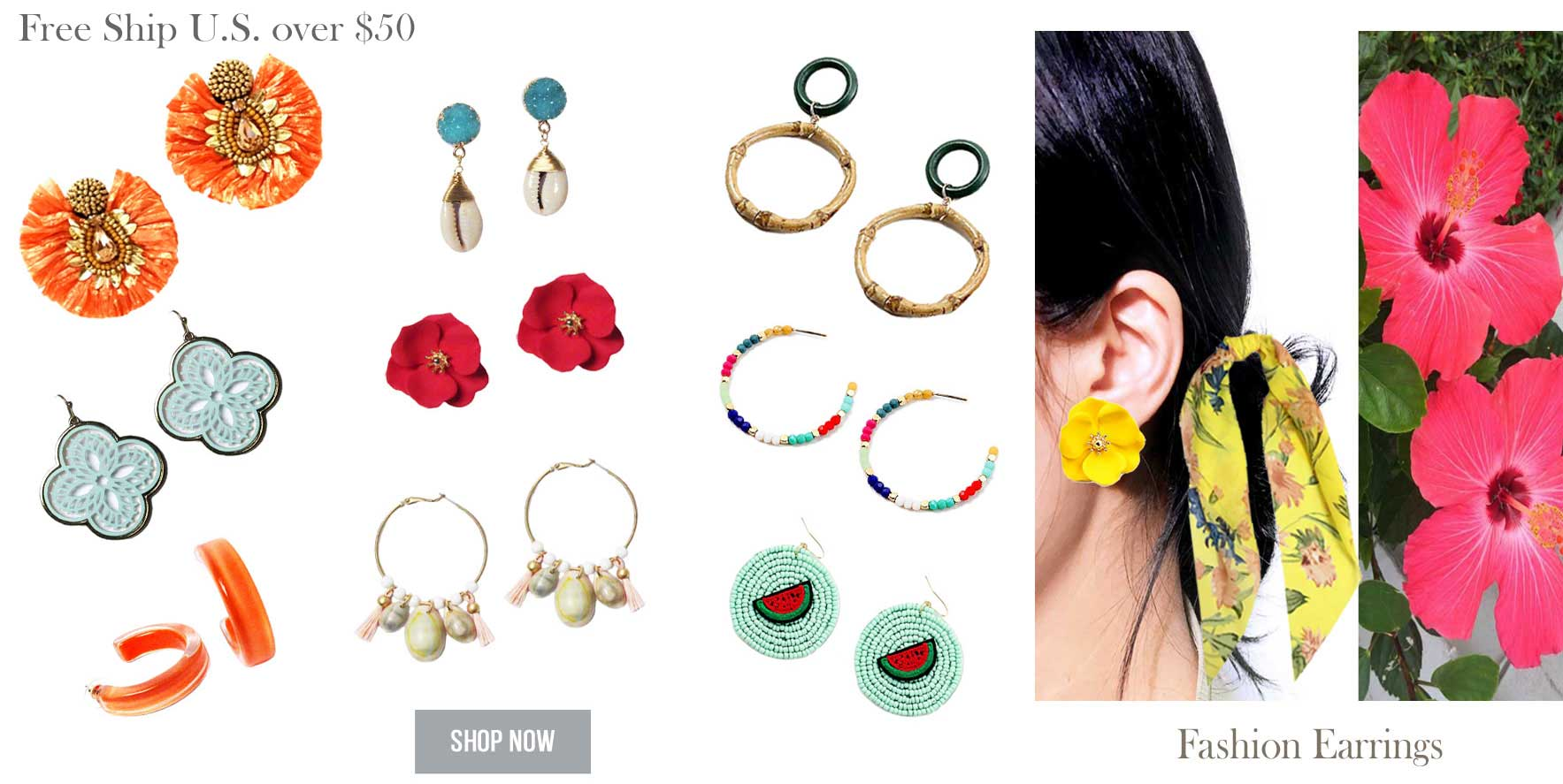 2019 Spring Fashion Earring