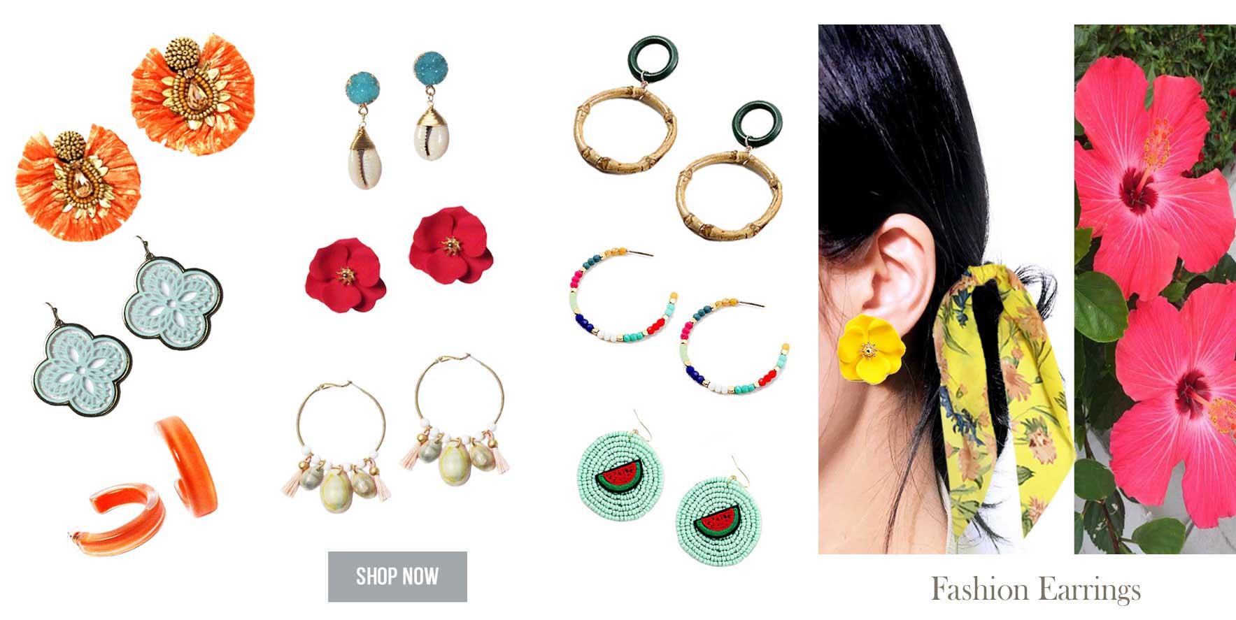 2019 Summer Fashion Earring